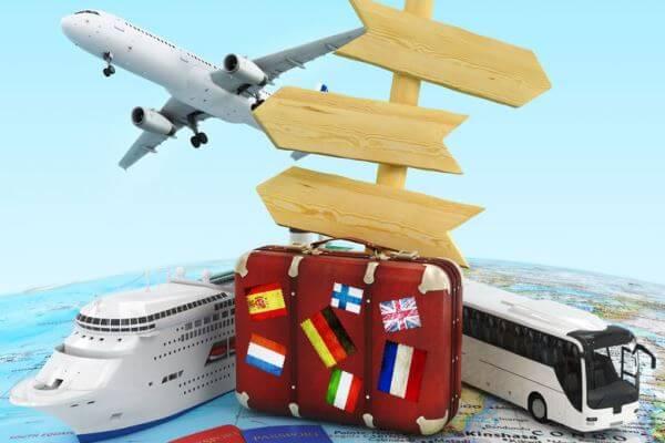 海外旅行のスタイル