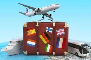 海外旅行の手段