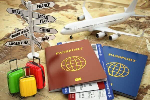 世界のパスポート
