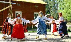 フィンランド、夏至